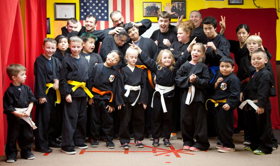 medford oregon karate
