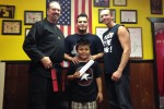 3rd Generation of 1 Family Being Taught at Oregon MMA Kung-Fu and Jiu Jitsu